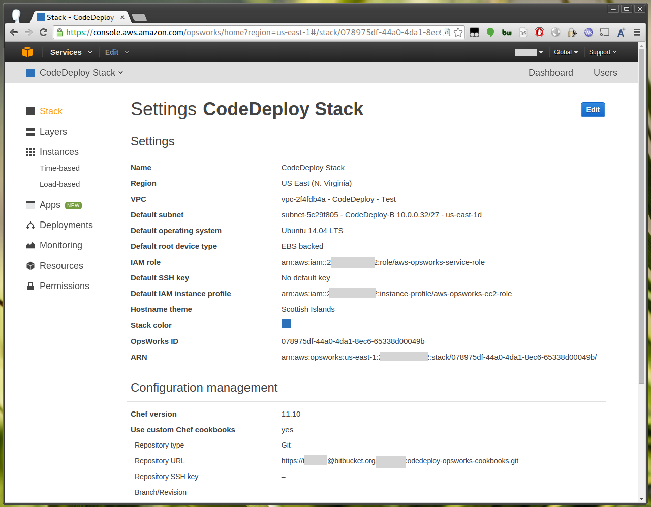 Part 1: Integrating OpsWorks and CodeDeploy - :HIPSTER_DEV_BLOG