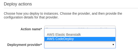 Deploying From CodePipeline to OpsWorks Using a Custom Action and